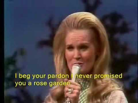 Lynn Anderson - Rose Garden (1973) with lirics y subtitulos