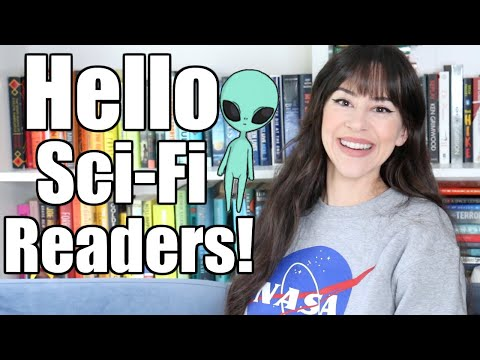 Get to Know the Sci Fi Reader    Books with Emily Fox
