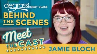 jamie Bloch interview