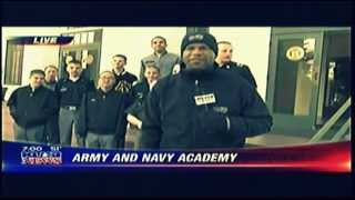 Army And Navy Academy - Military Boarding School - Kusi-tv : Good Morning San Diego Live 1-17-12