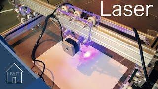 Laser Engraver-DIY