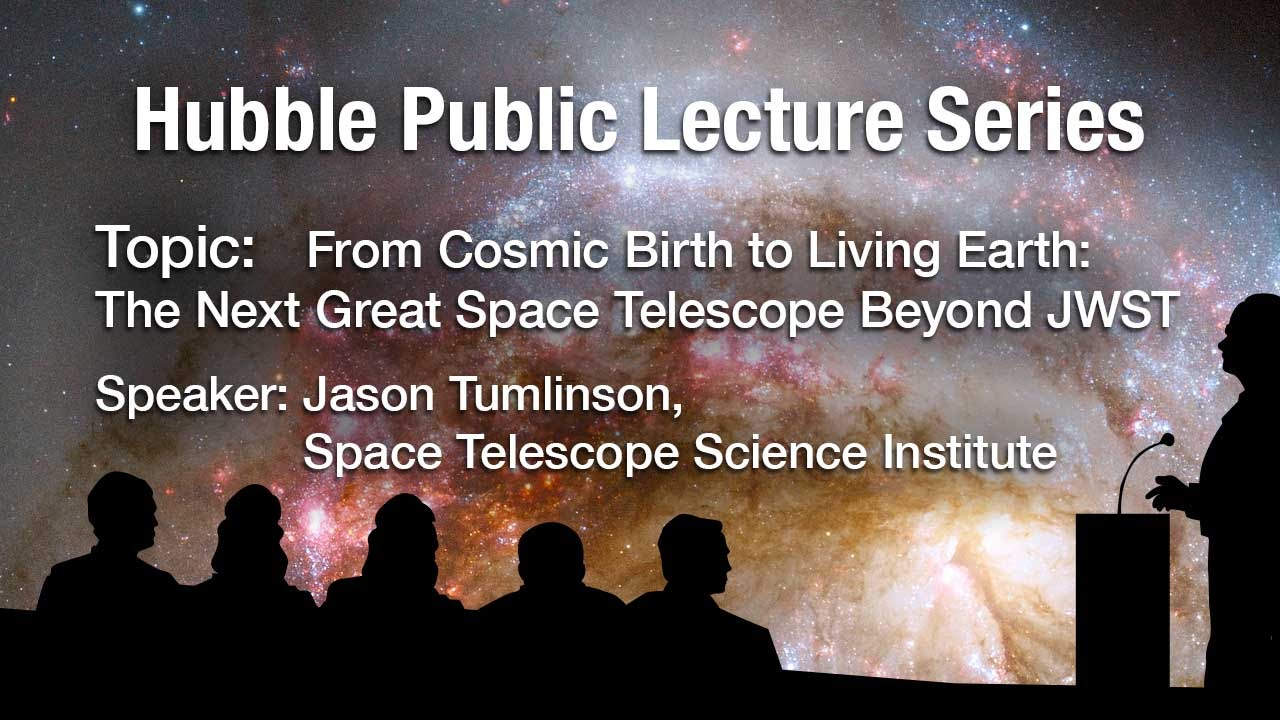 From Cosmic Birth to Living Earth: The Next Great Space Telescope Beyond JWST
