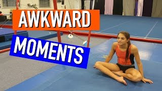 Awkward Moments Every Gymnast Understands thumbnail
