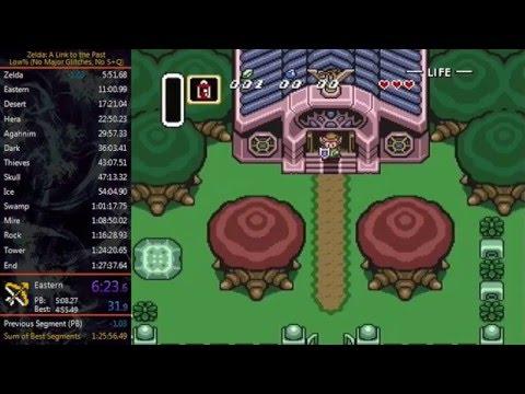 [1:25:48] Zelda: A Link to the Past | Low% No S+Q Speedrun