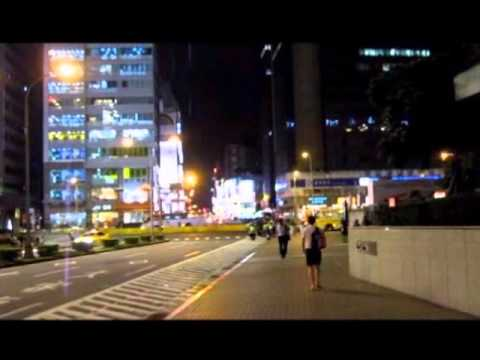 City Tour in One Minute: Taipei, Taiwan