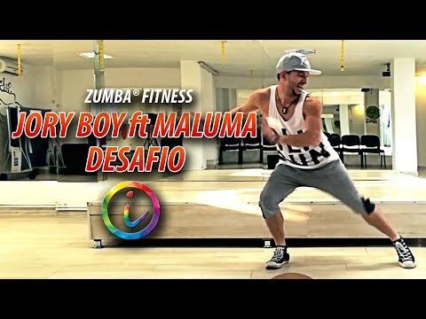 Jory Boy ft Maluma – Desafio Zumba Fitness Choreo