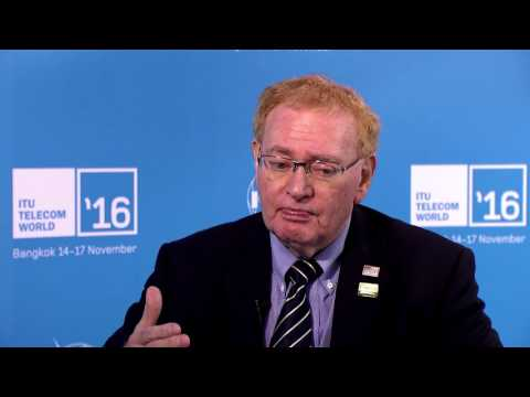 ITU TELECOM WORLD 2016: Peter Macaulay, President, FTTH Council Asia-Pacific