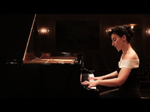 Chopin: Ballade No 4 in f minor, op.52 Ekaterine Khvedelidze