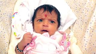 Birth Celebration Baby Dhanishka do like share subscribe