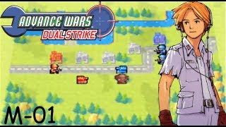 Advance Wars: Dual Strike - Mission 1 (Jake's Trial) [S]