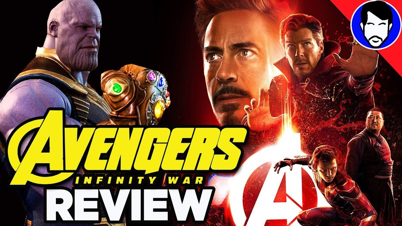 avengers: infinity war movie review - youtube