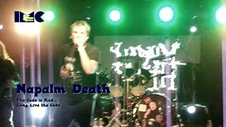Download Napalm Death - The Code is Red... Long Live the Code MP3 song and Music Video