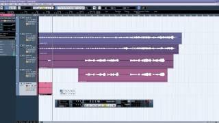 Как записать трек в Cubase 5