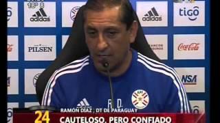 """Nos espera partido duro ante Argentina"""