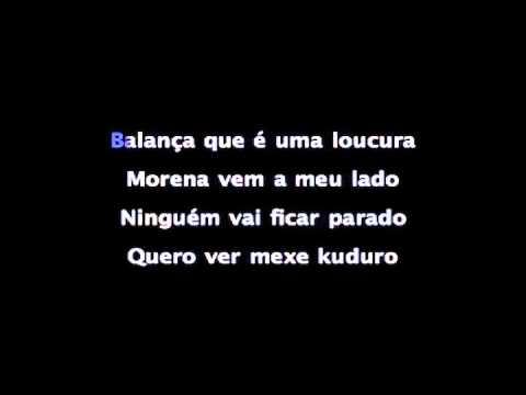 Don Omar ft Lucenzo - Danza Kuduro Karaoke.wmv