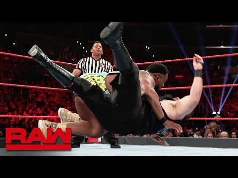 The New Day vs. Baron Corbin, Kevin Owens & Sami Zayn: Raw, June 17, 2019