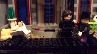Lego Batman stop motion: The Story of Harley