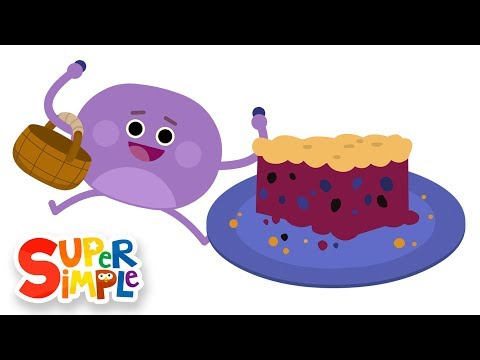 The Bumble Nums Make Ballooning Blueberry Cobbler | Cartoons For Kids