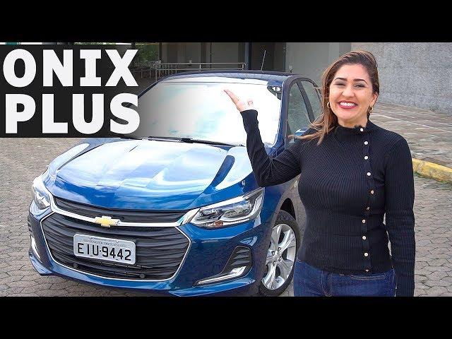 Novo Onix Plus 2020 | O líder quer deixar a concorrência pra trás