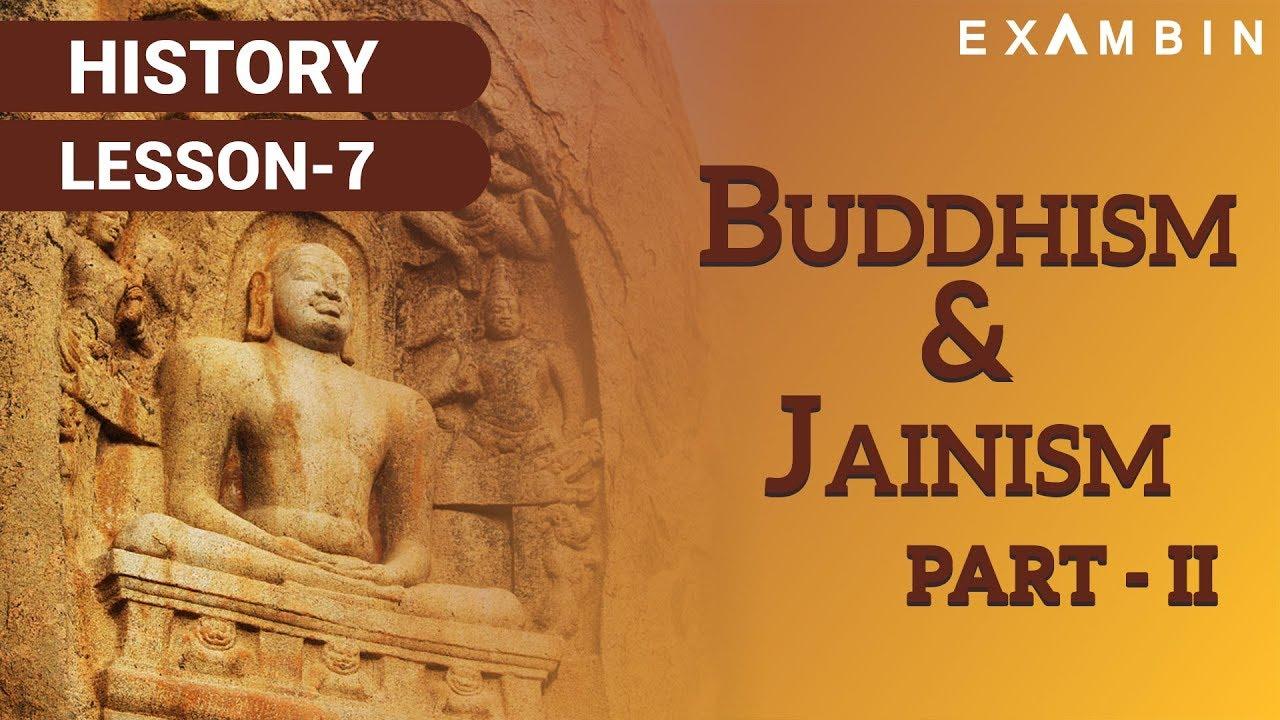 brief history of jainism