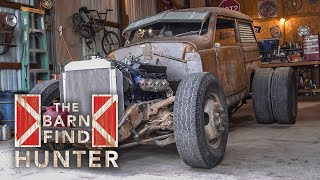 Crazy Cars in storage units next to College campus | Barn Find Hunter - Ep. 63 (Part 4/4)