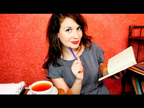 Secretary Role Play ASMR Binaural Sound