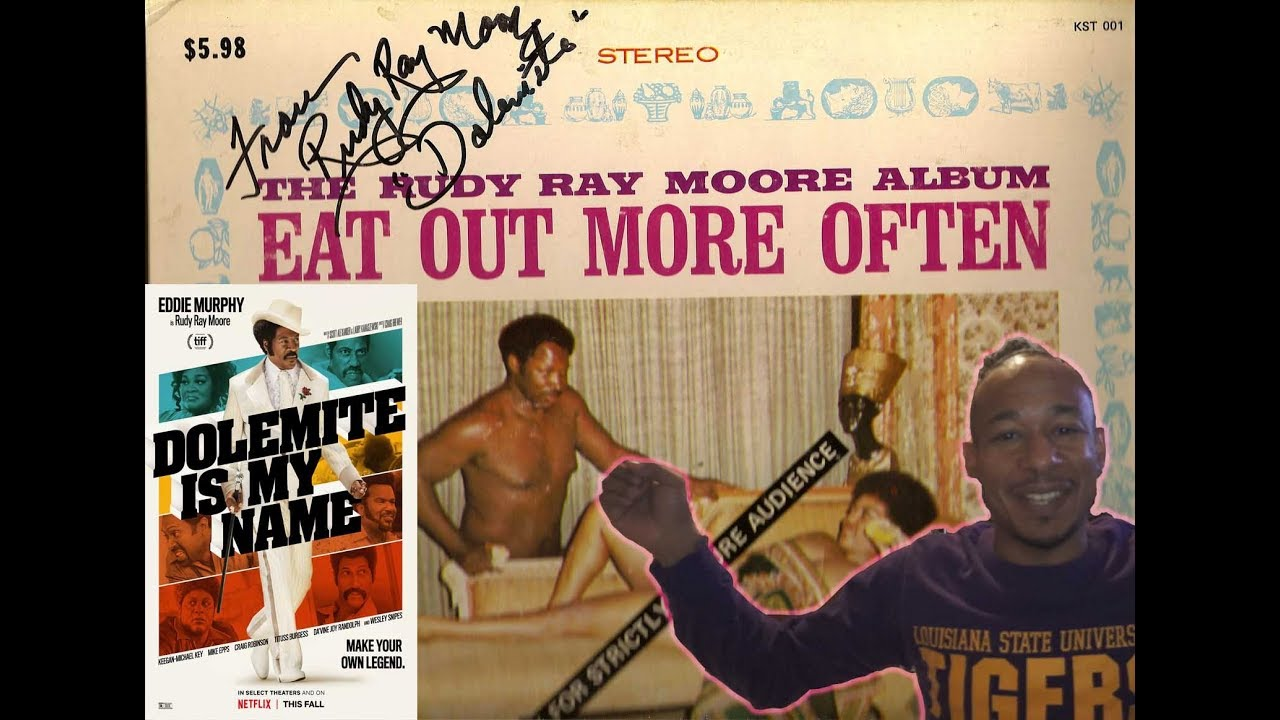 Dolemite Is My Name Reaction Review Youtube Born march 17, 1927 in fort smith, arkansas, moore quickly grew accustomed things finally took off in 1970 with the release of the comedy lp eat out more often featuring the dolemite toast as well as other material. dolemite is my name reaction review