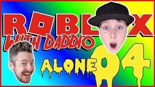 Alone #4 – Fallout Shelter Fails – ROBLOX with Daddio