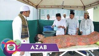AZAB - Kain Kafan Menghitam dan Jenazah Tersedot Lumpur Karena Menjual Kerupuk Kulit Limbah Sepatu