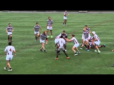 Fordham V Iona Rugby