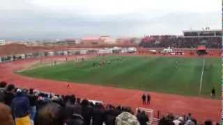 Zakho 1-0 Al Shorte - iraq league 2013-2014