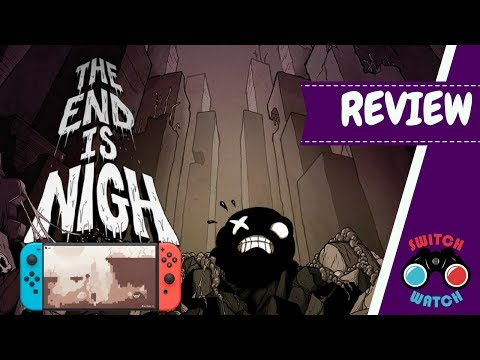 The End Is Nigh Switch Review