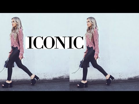 iconic lash extensions, how to be productive & a haul as usual | DailyPolina