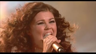 Saara Aalto: Celine Dion's Titanic 'My Heart Will Go On' WOW! | Live Shows 7 | The X Factor UK 2016