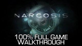 видео Прохождение Narcosis