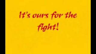 Spongebob- Sweet Victory Karaoke