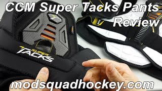 CCM Super Tacks Pants Review modsquadhockey.com