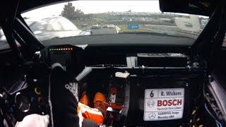 Epic Onboard - Mercedes AMG DTM driver Robert Wickens race start