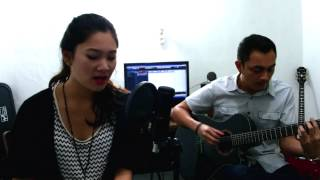 Bimbang - Melly Goeslaw (live cover by CND) Big 10 Rising Star Indonesia