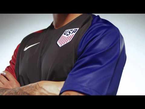 Closer Look: The Nike 201617 USA Away Jersey