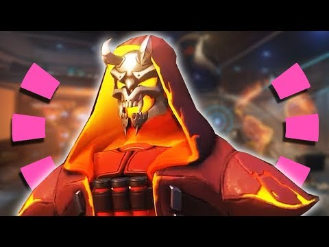 Overwatch  5 NEW EPIC SKINS Oni Reaper