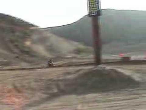 Glen Helen MX track day 5-8-08 VidClip3-Ty's track...