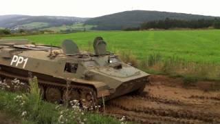 MTLB / MT-LB - Panzerfahren als Freizeiterlebnis