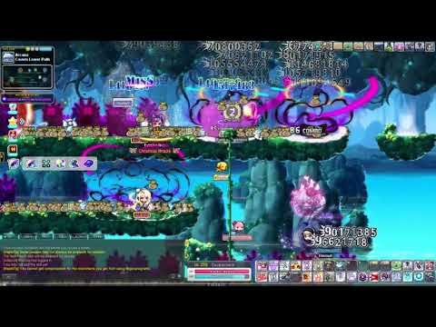 [Reboot] DB mobbing at Arcana - Cavern Lower Path