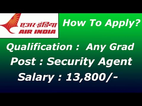 Air India Air Transport Services Limited  Recruitment - 2015