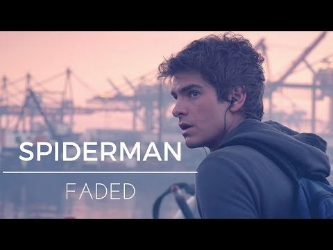 SpiderMan-Faded