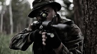 """Red"" - The Ambush - Military Action Short"