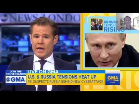 Vladimir Putin President -  US Action Film Star becomes Russian citizen gets passport