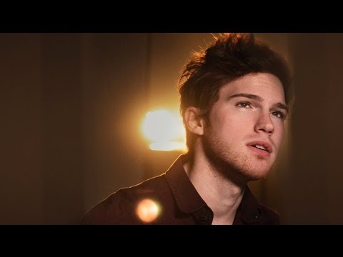 """Say Something"" - A Great Big World (feat. Christina Aguilera) Cover by Tanner Patrick"