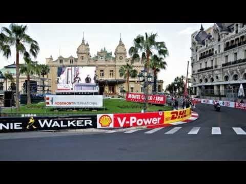 Residence in Monaco